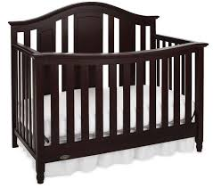 graco nottingham convertible crib espresso
