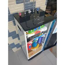 Máy lọc nước RO nóng lạnh 2 vòi SUNHOUSE SHR76210CK 10 cấp lọc - Wiki mua