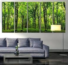 >wall arts green canvas wall art green forest and trees large wall  green canvas wall art green forest and trees large wall art print forest canvas print forest and spring grey green canvas wall art