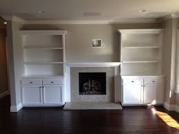 built in shelves around fireplace built in cabinets around fireplace new house