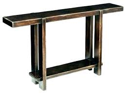 medium size of tall black side table uk skinny glass long narrow coffee kitchen winning console