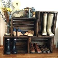 Coat And Shoe Rack Shoe Cabinet For Entryway Coat And Shoe Storage Bench Image Of 76