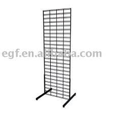 Metal Display Racks And Stands Grid Display Stand Metal Grid Rack Grid Merchandiser Buy 1
