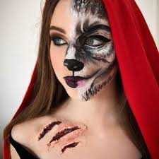 makeup trial amazing makeup book week costumes ideas wolves costume ideas red riding hood wolf hair makeup