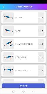 men fitness app lose weight arm