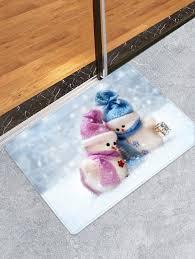 Christmas Snowman Lover Pattern Anti-skid Area Rug | Area rugs, Christmas  snowman, Colorful area rug