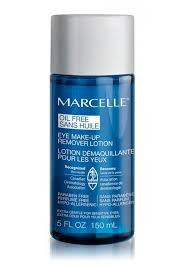 marcelle oil free eye make up remover lotion