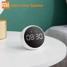 Xiaomi ZMI NZBT01 Bluetooth 5.0 Đài Phát Thanh Đồng Hồ Báo Thức Loa Có USB  Đèn LED Kỹ Thuật Số Đồng Hồ Để Bàn Loa Nhà Đồng Hồ Kỹ Thuật Số Loa