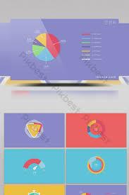 Enterprise Chart Flat Enterprise Business Information Data Chart Ae Template