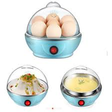 multi egg boiler double layer timing automatic power off of large capacity mini steamer custard cooker