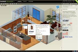 Home Design Online Autodesk Homestyler Easy To Use Free 2d And 3d Online Home
