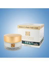 <b>Крем</b> для лица <b>ночной интенсивный</b> с коллагеном, 50мл. Health ...