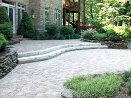 simple patio designs with pavers. Outdoor Patio Ideas With Pavers Simple Designs Brick