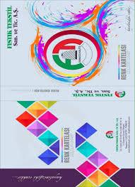 Color Chart Fistik Textile Turkey