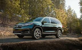 2016 honda pilot redesign interior. Beautiful Honda 2019 Honda Pilot Gray Front Quarter Left Driving Intended 2016 Redesign Interior