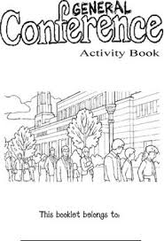 Small Picture General Conference Coloring for kids color the word that you