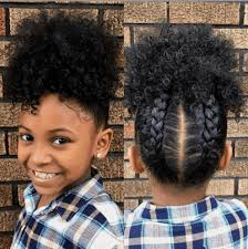 89 Coiffure Africaine Enfant Idees Coiffures
