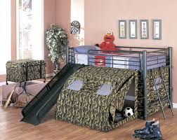 cool bunk beds with slides. Popular Childrens Beds With Slides How To Create A Kids Camo Cool Bunk .