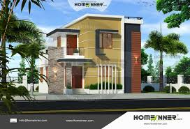 1000 sq ft 3 bedroom box type house design