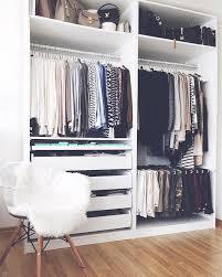 Ikea Closet Organizer Walk In Closet