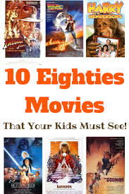 10 Eighties Movies That Your Kids Must See | 80s movies and Babies