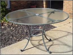 glass top patio table replacement patios home decorating ideas for c oval coffee depot repair replacements