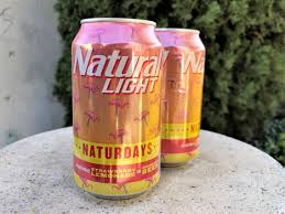 24 Pack Of Natty Light Natural Light Launched A New Strawberry Lemonade Beer Insider