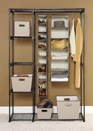 amazoncom whitmor deluxe double rod closet black home  kitchen