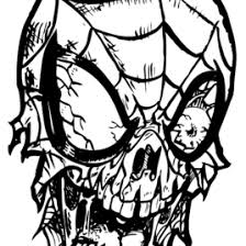 Small Picture Zombie Coloring Pages For Adults Archives Mente Beta Most