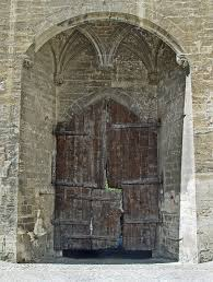 Medieval Doors wicket gate 6846 by xevi.us