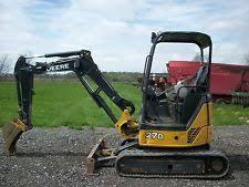 john deere excavator 2013 john deere 27d mini excavator