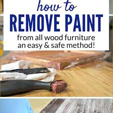 how to get sticky residue off wood furniture best image