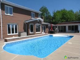 piscine 16 x 32 pi chauffée