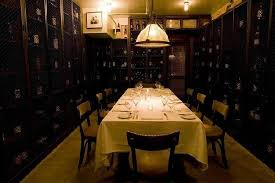 Nyc Restaurants With Private Dining Rooms Interesting Design