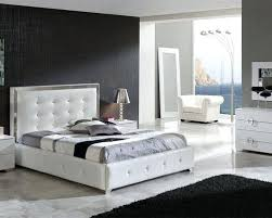 contemporary leather bedroom furniture. Faux Leather Bedroom Furniture Wonderful White Contemporary Sets Stylish . E