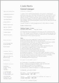 Hotel General Manager Resume Unique Revenue Manager Resume Examples Hotel General Manager Resume Samples