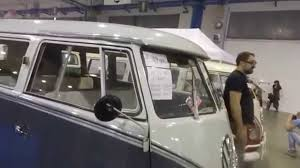 BulliMania.it - VW Bulli alla Fiera di Padova 2015 - YouTube