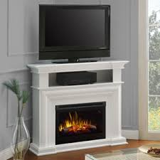 Electric Fireplace Entertainment Center  TV Stands U0026 Media ConsolesElectric Corner Fireplace Tv Stand