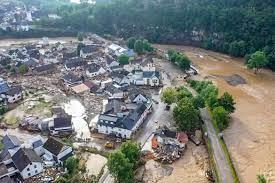 devastating' German floods ...