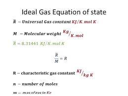 gas constant formula. ideal gas equation of state; 6. constant formula