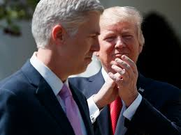 Neil Gorsuch Resume How Conservative Is Trump's Supreme Court Pick Justice Neil Gorsuch 24
