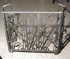 beautiful tall fireplace screen for our house classic tall fireplace screen made by the solid