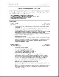 Assistant Property Manager Resume Sample | Best Professional Resumes ...