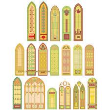 Window Patterns Interesting Design Inspiration