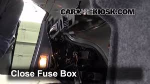 interior fuse box location volvo v volvo v interior fuse box location 2001 2007 volvo v70 2001 volvo v70 xc 2 4l 5 cyl turbo