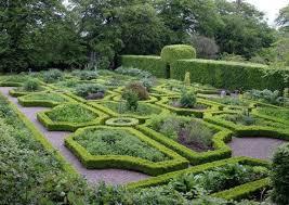 parterre vegetable garden design designs