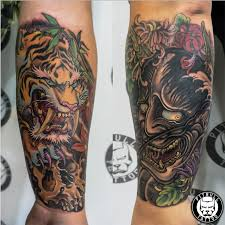 Looking To Get Inked Up While In Thailand Look No Further Than