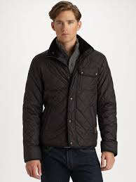 Polo ralph lauren Richmond Quilted Jacket in Black for Men | Lyst & Gallery Adamdwight.com