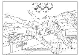 Olympic Games To Print Olympic Games Kids Coloring Pages