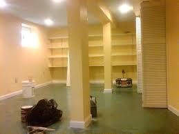 how to paint concrete basement walls painting concrete basement walls ideas awesome green basement floor